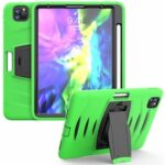 Conelz For Ipad Pro 11 Case 2020 2nd Generation Case Heavy Duty Shockproof Armor Protective Case with Pencil Holder