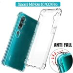 Airbag Armor Shockproof Case For Xiaomi Mi Note 10 Soft Covers For Mi Note 10 Anti-Shock CC9 Pro Cover