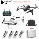Hubsan H117S Zino Zino pro GPS 5.8G 4km FPV with 4K UHD Camera 3-Axis Gimbal RC Drone Quadcopter RTF High Speed