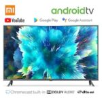 Xiaomi TV smart TV 4S 43inch 32inch Television Voice Control 2GB RAM 8GB ROM 5G WIFI Android 9.0 4K UHD Smart TV
