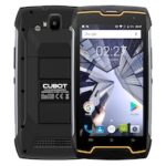 Cubot Kingkong Smartphone 4400mAh IP68 Waterproof Dustproof Shockproof MT6580 Quad Core 5.0 Android 7.0 Cellular