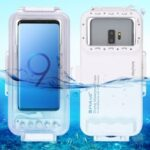 PULUZ 45m Waterproof Diving Housing Photo Video Taking Underwater Cover Case for Galaxy Huawei  Xiaomi  Google Android  OTG  with Type-C Port