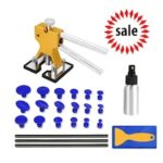 Auto Car Body Hail Damage Removal Tools Kit Paintless Dent Repair Dent Lifter Puller Tools