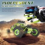 WLtoys 12428 RC Car 4WD 1 12 2.4G 50KMH High Speed Monster Vehicle Remote Control Car RC Buggy Off-Road Car