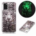 Luminous Painted Upscale TPU Phone Case for Samsung Galaxy A41
