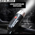 GUB 016 300 Lumen USB Rechargeable Waterproof Bike Light Front Handlebar MTB Cycling Led Light Torch Headlight With Safety Warning Bike Rear Taillight