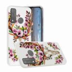 Luminous Painted TPU Phone Case for Huawei Psmart 2020
