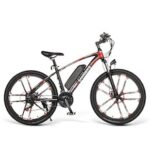 Samebike 26 Inch Electric Mountain  Bicycle 350W 40km