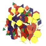 Jigsaw Puzzle Tangram Children Early Childhood Educational Toys Intellectual Development 100+pcs