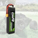 Ovonic 4S 14.8V 6700mAh 50C Lipo Battery XT60 Plug for Traxxas Scale RC Car RC Airplane