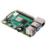 Latest Raspberry Pi 4 Model B with 2 4 8GB RAM raspberry pi 4 BCM2711 Quad core Cortex-A72 ARM v8 1.5GHz Speeder Than Pi 3B