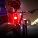 Bicycle Accessories Bicycle Cycling Tail lights LED Laser Safety Warning Waterproof Bicycle Lights