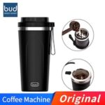 BUD Electric Coffee Machine Grain Grinder Coffee Espresso Machine Thermos Bottle For Office from Xiaomi youpin