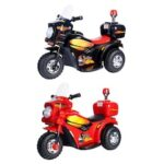 Children Electric Motorcycle Tricycle Baby Stroller With Alarme Music Toy Car