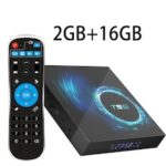 Android 10 Allwinner H616 Quad Core 4GB RAM 16GB 32GB 64GB Wifi 6K Smart Android Media Player T95 PK s905x3 Set Top Box