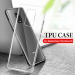 Clear Transparent Case for Xiaomi Redmi Note 9S 9 8 Pro 9Pro Max 8Pro Funda Note9 Max Note8 Pro TPU Cover Clear Silicon Case