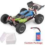 144001 RTR 2.4GHz RC Car Scale Drift Racing Car 4WD Metal Chassis Shaft Ball Bearing Gear Hydraulic Shock Absober