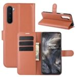 CHUMDIY PU Leather Flip Phone Case for OnePlus Nord 5G