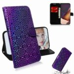 Solid Color Dazzling Phone Case for Samsung Galaxy Note 20 Ultra