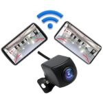 Universal 720P Car Wireless Backup Camera Vehicles WiFi Camera IP67 Waterproof