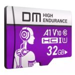 32GB TF (MicroSD) Memory Card C10 Machinist Series Monitoring Card Read 100MB/s High-speed Memory Card Dedicated for Camera