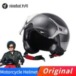 Ninebot Electric Bicycle Helmet Motorcycle Helmets Open Face Visors Men Women Summer Scooter Motorbike Moto Bike Helmet  from Xiaomi youpin