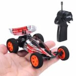 RC Car 1 32 Model Off-Road Vehicle Toy 2.4G Mutiplayer in Parallel 4CH Operate USB Charging Edition Bigfoot Formula Car