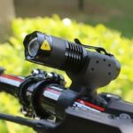 Bicycle Light Q5 Led Bike Cycling Front Lamp Torch Zoomable Focus Flashlight for Outdoor Night Cycling Riding Accessories