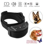 Anti Bark Dog Training Collar Sound & Vibration Stop Barking Automatic Pet Friendly