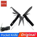 Original HUOHOU MINI Multi-Function Knife Pocket Folding Knife Stainless Steel Aluminum alloy Scissors corrosion resistance Knife from Xiaomi Youpin