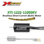 X-TEAM 1222 11000KV Brushless Motor BLDC Motor for Mini-Z 1/24 1/26 1/32 1/36 Remote Control RC Cars Replacement Spare-part