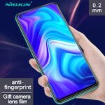 NILLKIN Glass Screen Protector Anti-Explosion Full Cover Tempered Glass Film for Xiaomi Redmi Note 9/10X 4G