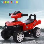 Children Electric Off-road Car Dual Drive Automobile Motorcycle Charging 4 Wheels Motorcar Music Lighting Ride On Cars For Kids