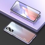 New mobile phone case For p40lite5G.P40lite  Universal Magneto with mirror