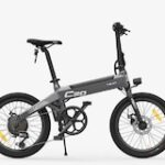 HIMO C20 20 Inch Folding  City Electric Bike 36V Hidden lithium Battery Max-Range 80KM Maximum Speed 25km / h  From Xiaomi Youpin