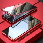 360 Full Protection Mobile Phone Case  Drop Proof Dustproof Glass Magnetic Suction Series Suitable For Samsung S20 S20ultra