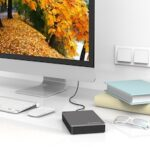 ORICO MD35U3-GY 3.5 inch USB3.0 Aluminum Alloy Colorful Mobile External Hard Drive Enclosure