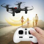 TXD-7S Aerial HD Drone Remote Control Airplane Helicopter RC Four-axis Quadcopter Rechargeable Children Toy