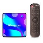 X88 Pro 10 Media Player Smart 4K TV Box Android 10.0