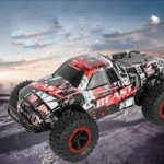 RC Off-road Remote Control Car Speed Car Charging Bigfoot Short Card Remote Control Car Climbing Toys