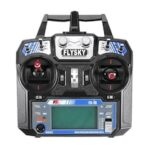 FlySky FS i6 2.4G 6CH AFHDS RC Radion Transmitter With FS iA6B Receiver for RC FPV Drone Mode 1 Right Hand Throttle