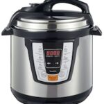 6L 6quart Instant Function Pot 1000W Electric High Pressure Multi Cooker 70kpa Easy To Operate RTS Online Sales Seen As On TV