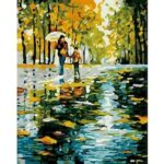DIY Painting By Numbers Modern Wall Art Picture By Numbers Paint By Numbers For Home Decor w9294