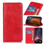 PU Leather Wallet Case Protection Card Slots  Flip Cover for Motorola Moto Edge Plus