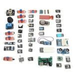 ONEHP 45 in 1 Sensor Module Board Entry Electronics Welding Kit Upgraded Version Products Compatible With Arduino Board