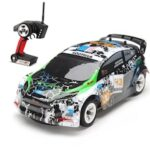 Wltoys K989 RC Car 2.4G 4WD Brushed Motor 30KM/H High Speed RTR RC Drift Car Rally Car Toy