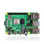 Raspberry Pi 4 Kit Raspberry Pi 4 Model B PI 4B 2GB 4GB Board+Heat Sink+Power Adapter+Case +32 64 128GB SD+HDMI Cable