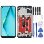 Original Huawei P40 Lite  Touch LCD Screen With Frame