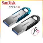 SanDisk Ultra Flair USB 3.0 16GB High Speed Metal USB Flash Disk130MB/S SDCZ73 32G 64G