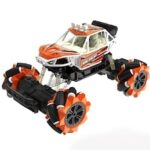 2.4G Omni-directional Remote Control Climbing Car Stunt Car Drift Laterally Dancing Drift Off-road Vehicles Electric Toy Car